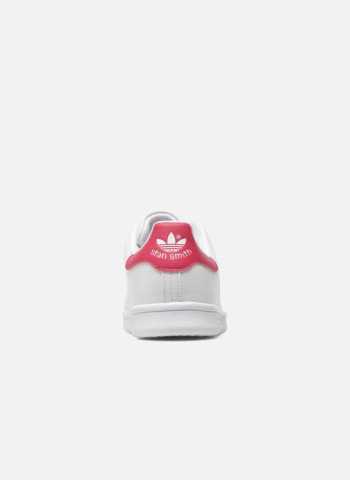 Sneakers adidas originals Stan Smith Cf C Wit rechts