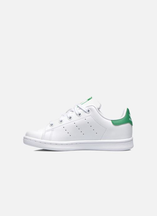 Sneakers adidas originals Stan Smith Cf C Hvid se forfra