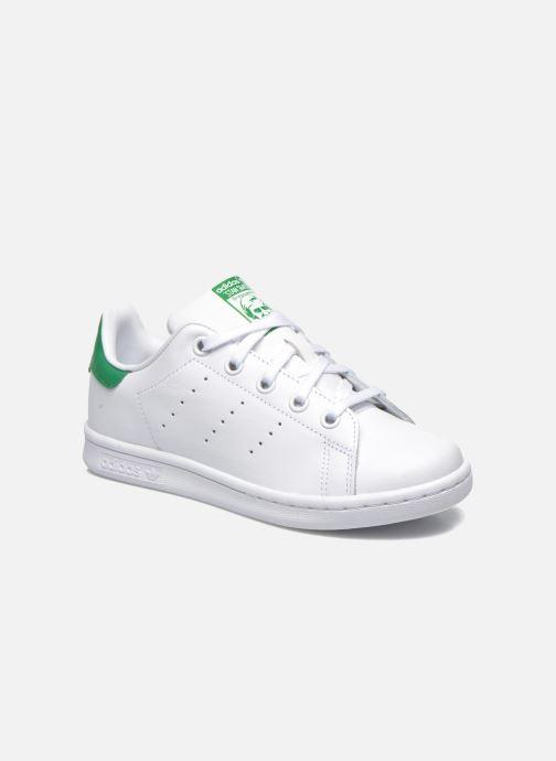 Sneakers adidas originals Stan Smith Cf C Hvid detaljeret billede af skoene
