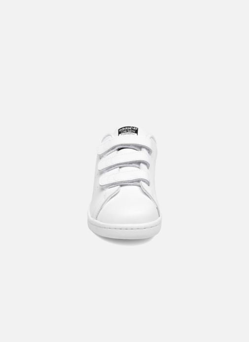 Deportivas adidas originals Stan Smith Cf C Blanco vista del modelo