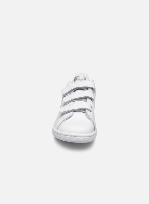 Sneakers adidas originals Stan Smith Cf C Bianco modello indossato