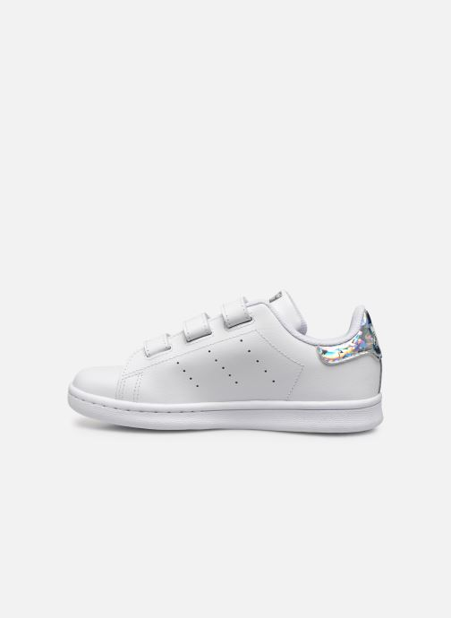 Sneakers adidas originals Stan Smith Cf C Bianco immagine frontale