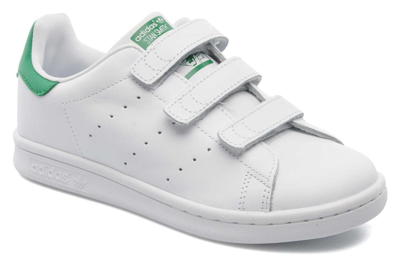 uk availability 44db4 4cd6f Adidas Originals Stan Smith Cf C (Noir) - Baskets chez Saren