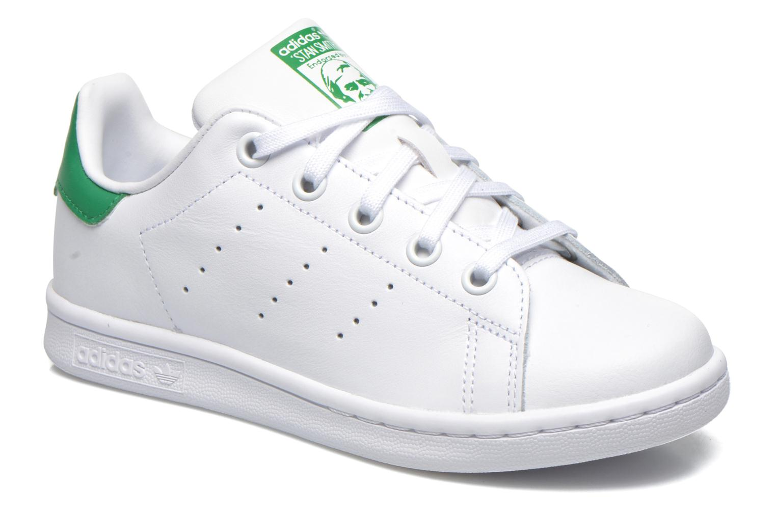 Adidas Originals Stan Smith Cf C (Bianco) - Sneakers chez Sarenza (248079)