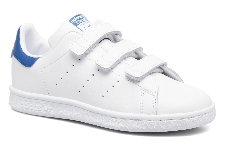 92104e0fb5 Adidas Originals Stan Smith Cf C (Blanc) - Baskets chez Sarenza (286537)