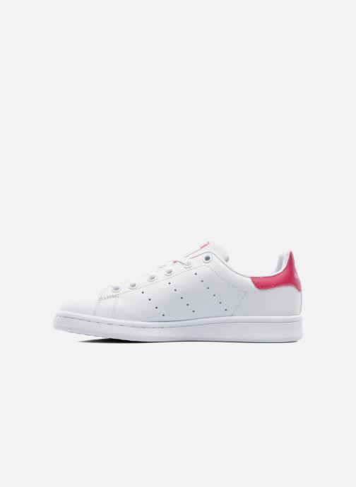Sneaker adidas originals STAN SMITH J weiß ansicht von vorne