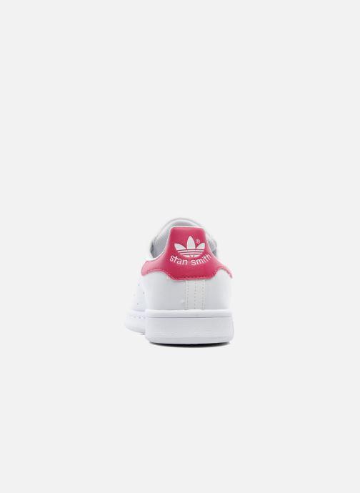 Baskets adidas originals STAN SMITH J Blanc vue droite