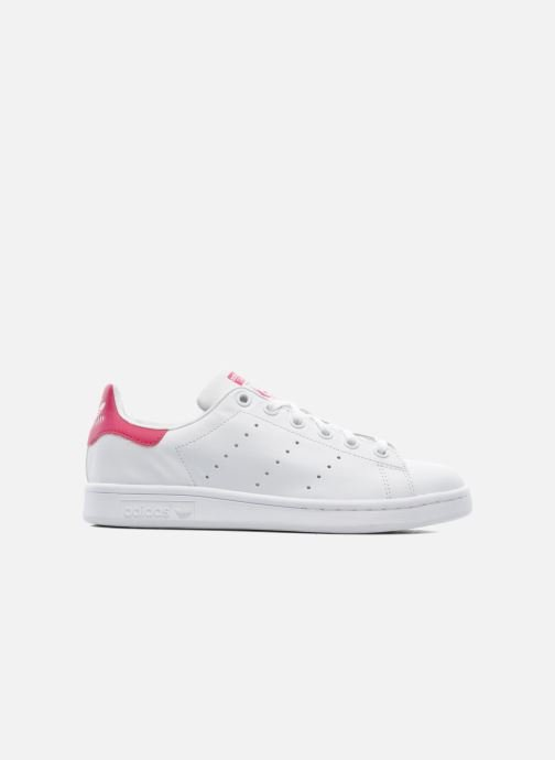 Sneakers Adidas Originals STAN SMITH J Wit achterkant