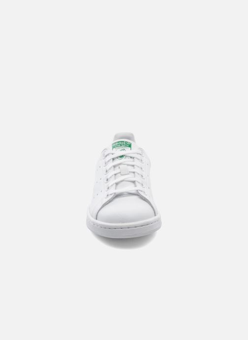 Deportivas adidas originals STAN SMITH J Blanco vista del modelo