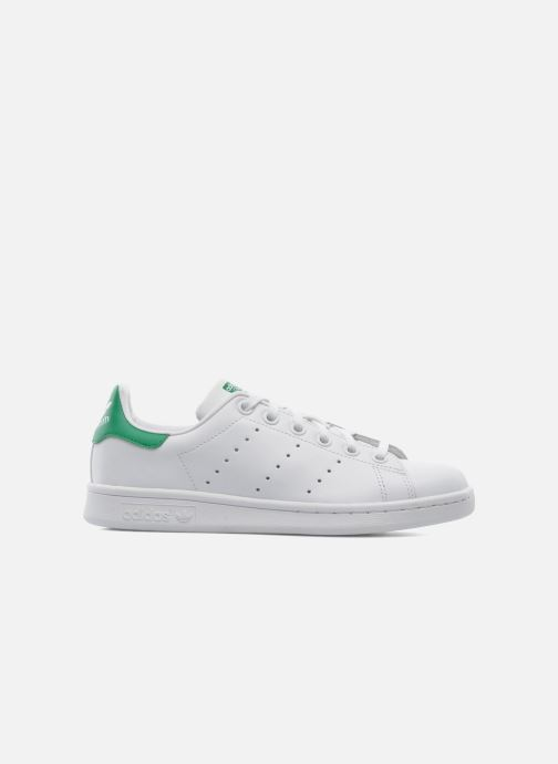 Deportivas adidas originals STAN SMITH J Blanco vistra trasera