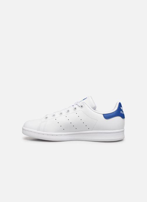 Baskets adidas originals STAN SMITH J Blanc vue face