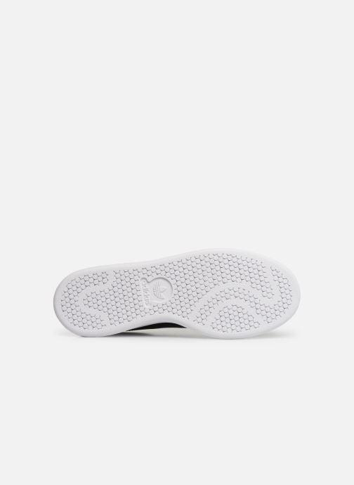 Sneakers adidas originals STAN SMITH J Zwart boven