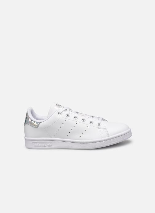 Sneakers adidas originals STAN SMITH J Wit achterkant