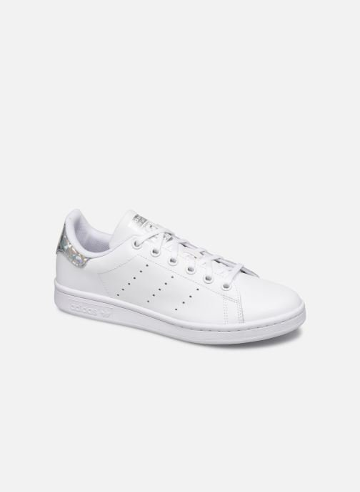 adidas originals STAN SMITH J (Blanc) Baskets chez Sarenza