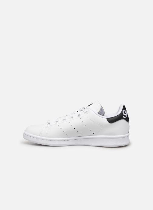 Sneakers adidas originals STAN SMITH J Bianco immagine frontale