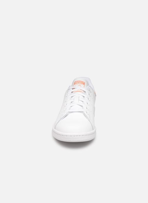 Sneakers adidas originals STAN SMITH J Hvid se skoene på