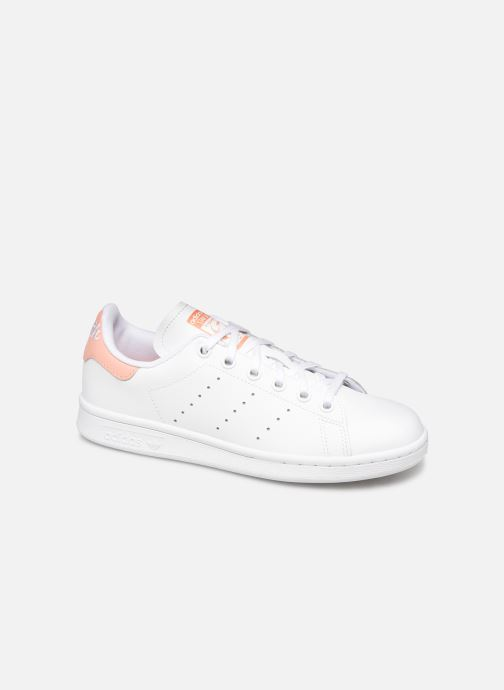 Sneakers adidas originals STAN SMITH J Bianco vedi dettaglio/paio