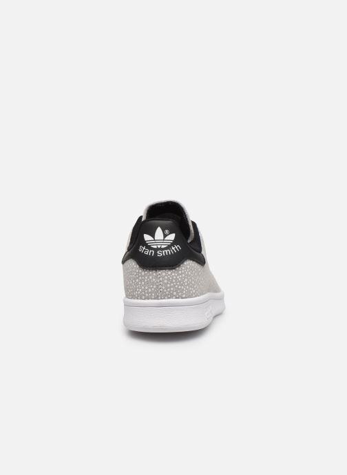 Sneakers adidas originals STAN SMITH J Grijs rechts