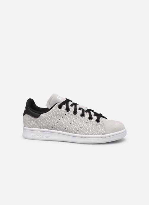 Sneakers adidas originals STAN SMITH J Grijs achterkant