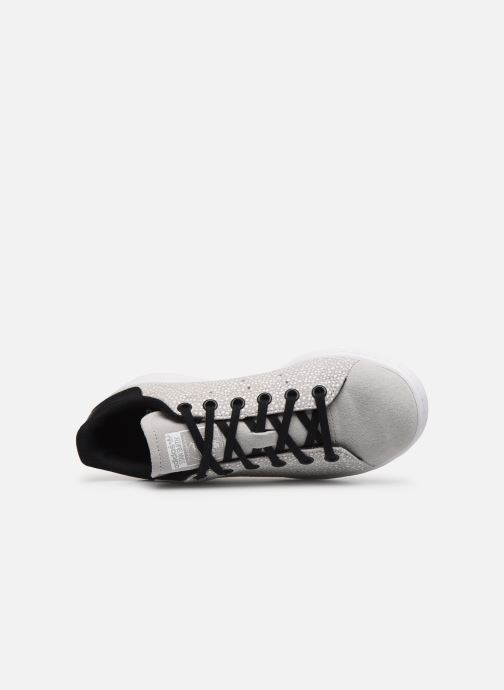 Sneakers adidas originals STAN SMITH J Grijs links