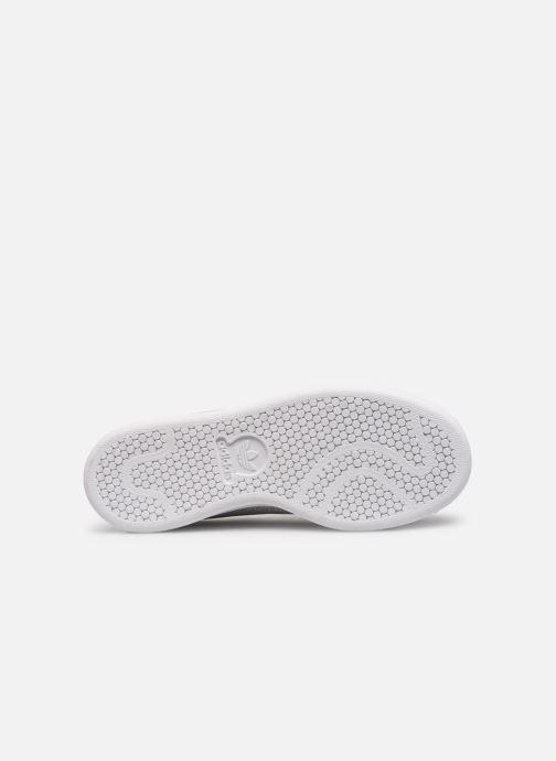 Sneakers adidas originals STAN SMITH J Grijs boven
