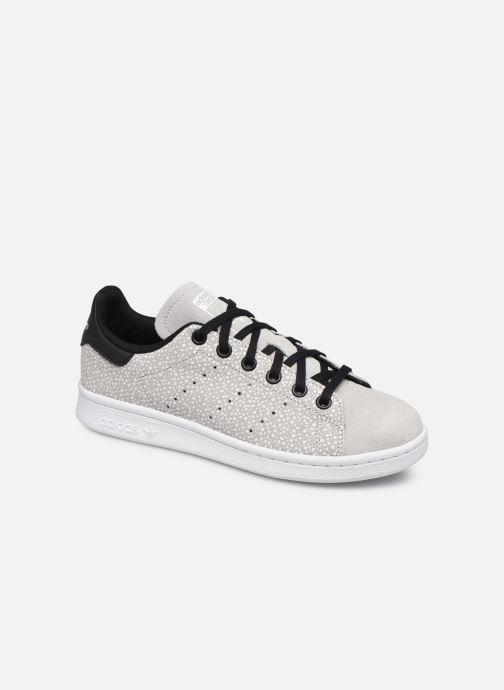 Sneakers adidas originals STAN SMITH J Grijs detail
