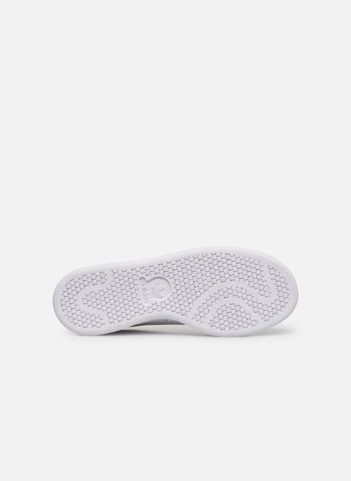Sneakers adidas originals STAN SMITH J Bianco immagine dall'alto