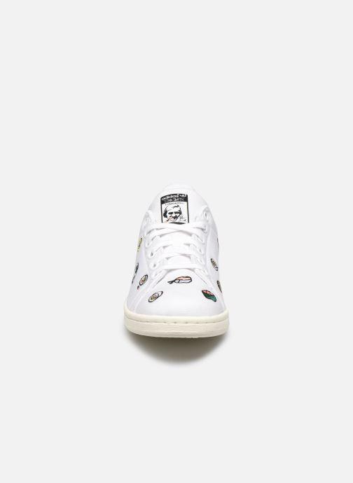 Sneakers adidas originals STAN SMITH J Wit model