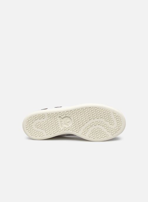 Sneakers adidas originals STAN SMITH J Wit boven
