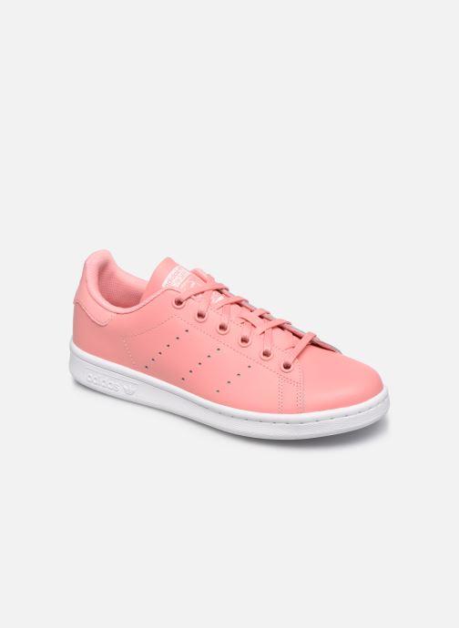 Sneakers adidas originals STAN SMITH J Rosa vedi dettaglio/paio