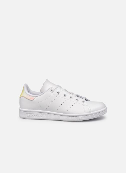 Sneaker adidas originals STAN SMITH J weiß ansicht von hinten