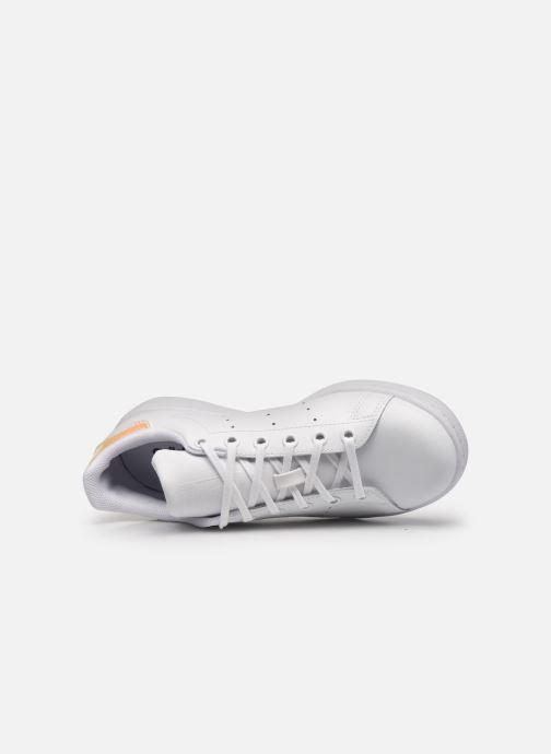 Sneaker adidas originals STAN SMITH J weiß ansicht von links