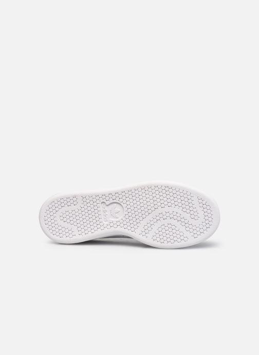 Sneaker adidas originals STAN SMITH J weiß ansicht von oben