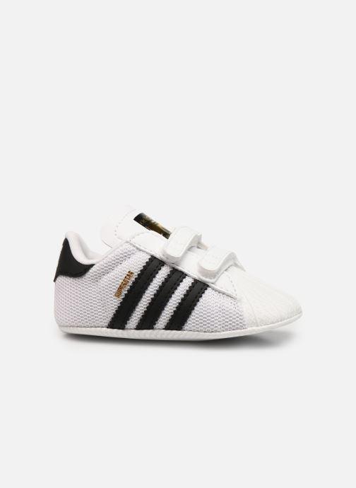 Sneakers adidas originals SUPERSTAR CRIB Bianco immagine posteriore