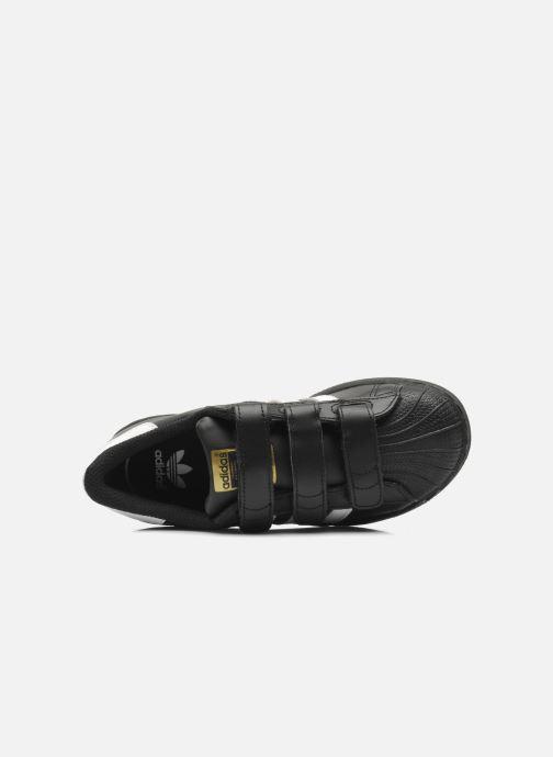 Sneakers adidas originals Superstar Foundation Cf C Zwart links