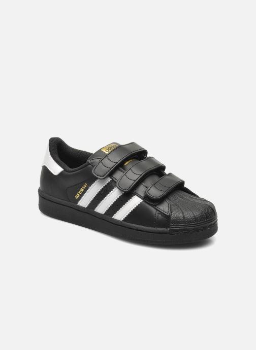 Sneakers adidas originals Superstar Foundation Cf C Zwart detail