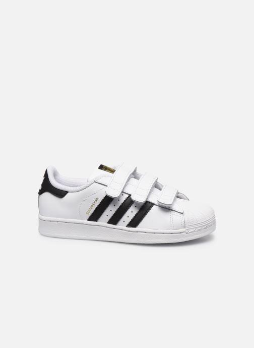 Sneaker adidas originals Superstar Foundation Cf C weiß ansicht von hinten