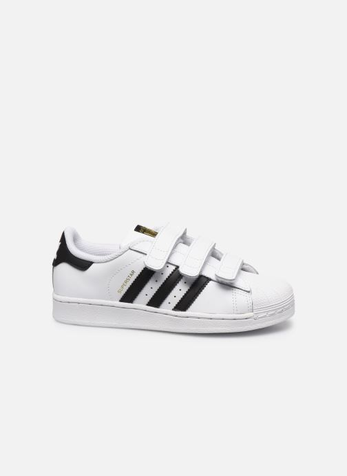 Sneakers Adidas Originals Superstar Foundation Cf C Wit achterkant