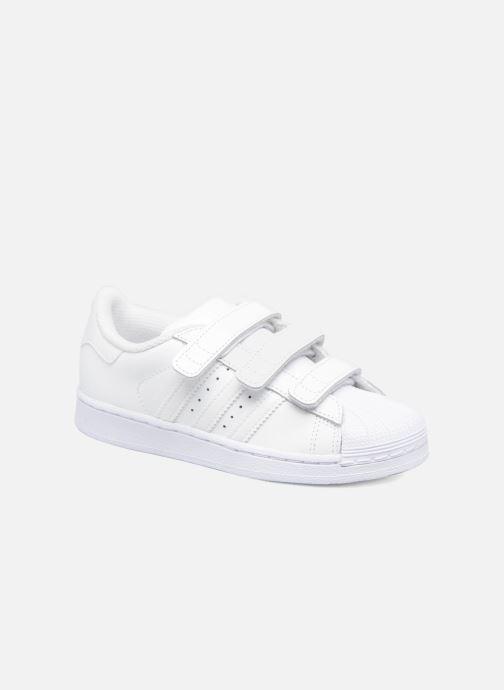 the latest a1552 3a9c5 Baskets Adidas Originals Superstar Foundation Cf C Blanc vue détailpaire