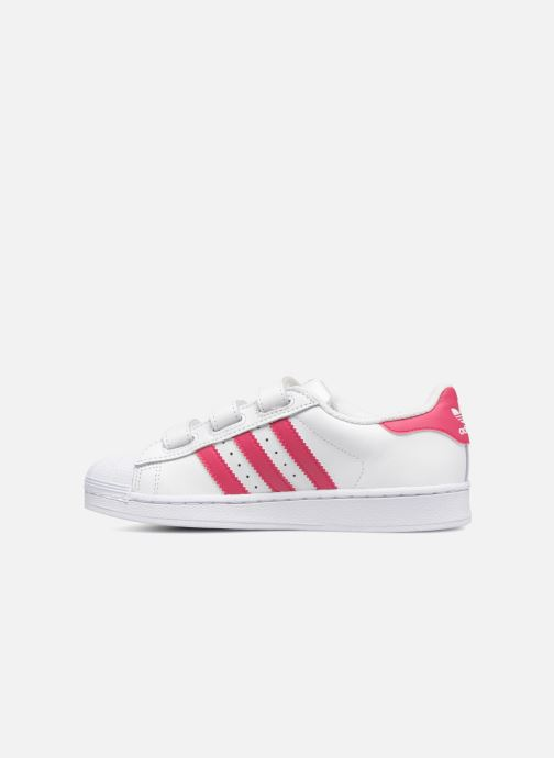 Deportivas adidas originals Superstar Foundation Cf C Blanco vista de frente