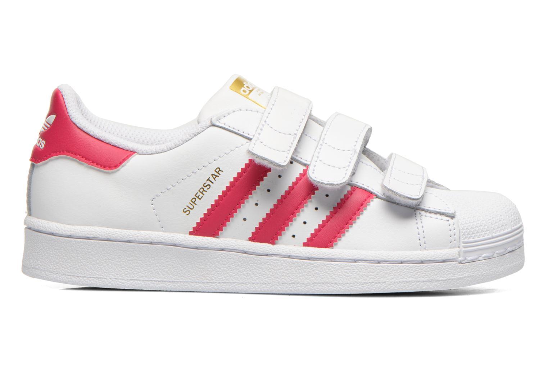 Sneakers Adidas Originals Superstar Foundation Cf C Wit achterkant