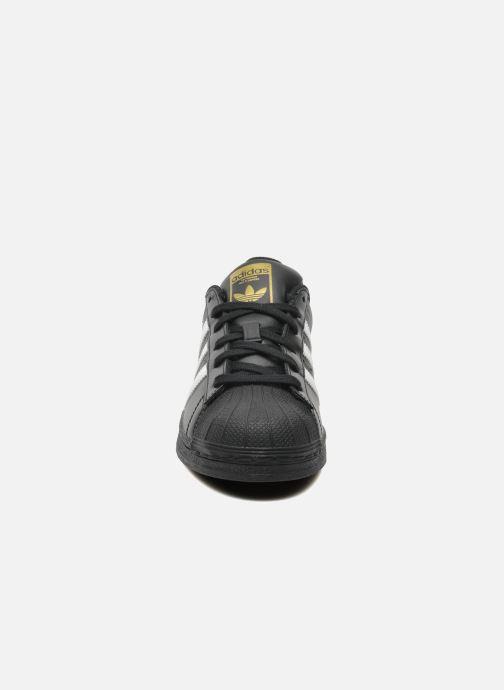 Sneakers adidas originals Superstar Foundation J Zwart model