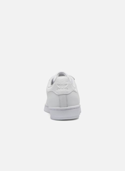 Sneakers adidas originals Superstar Foundation J Bianco immagine destra