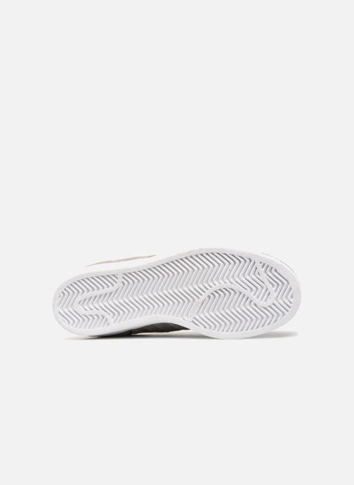 Sneakers adidas originals SUPERSTAR J Grijs boven