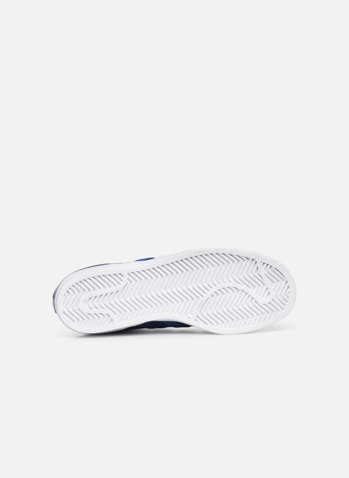 Sneakers Adidas Originals SUPERSTAR J Blå bild från ovan