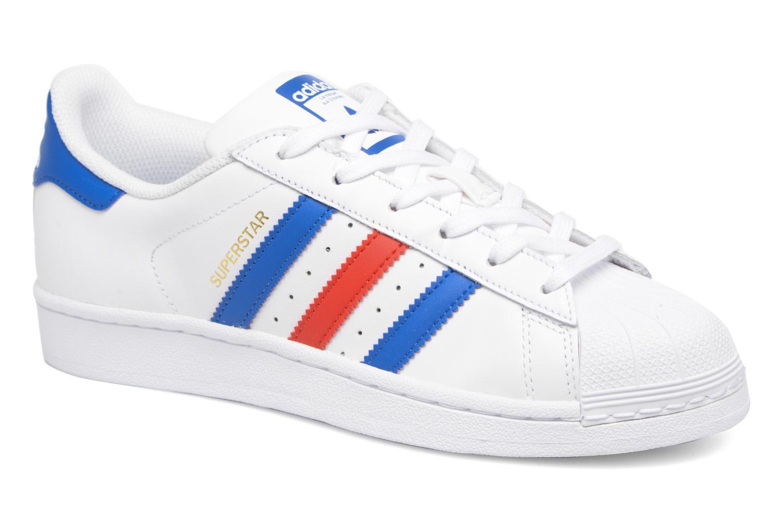 411a9a4969e J Superstar Sarenza Originals wit Sneakers 286451 Adidas Chez zH6qTwE