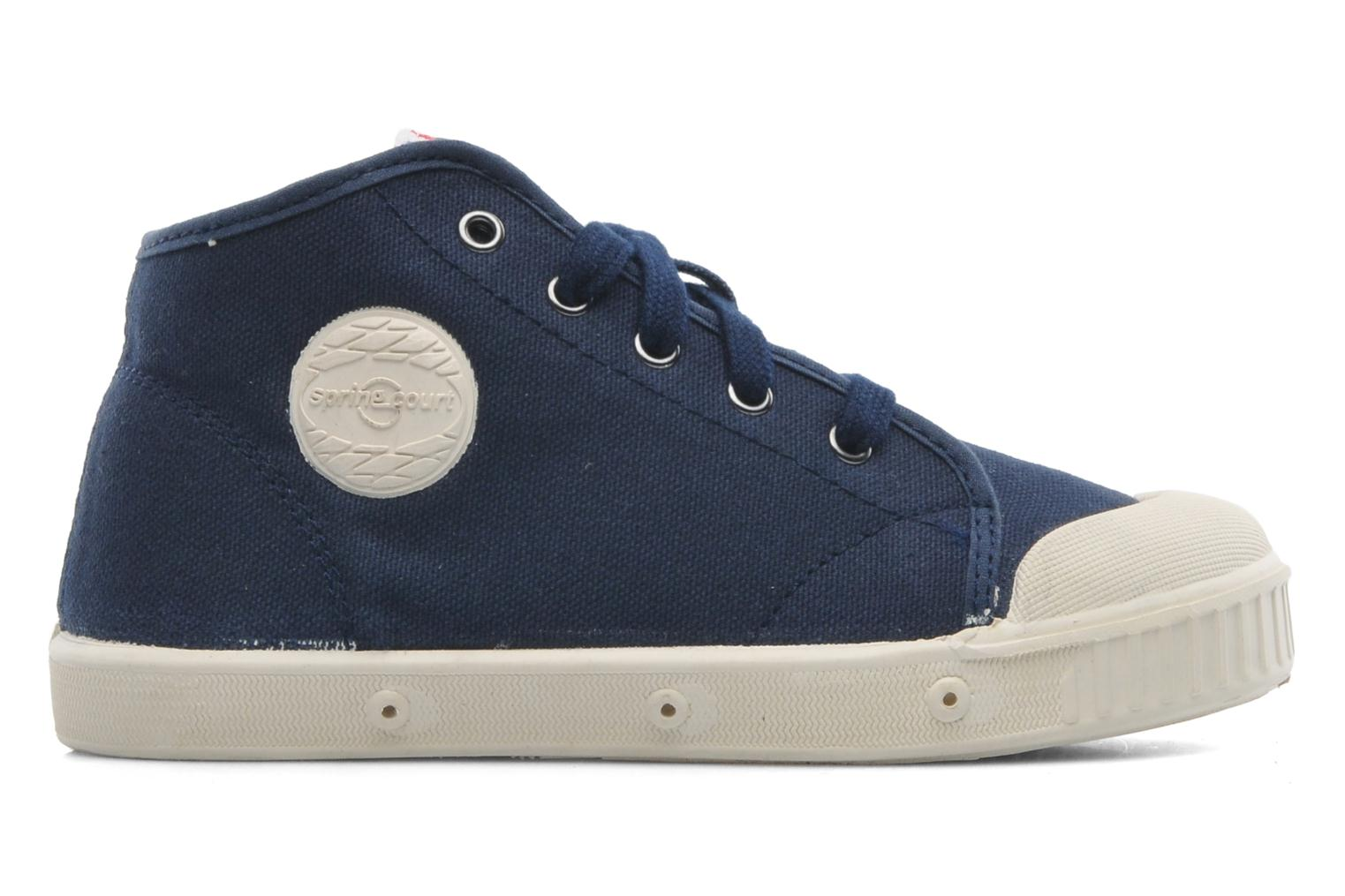 Sneakers Spring Court BE1 Classic Blå se bagfra