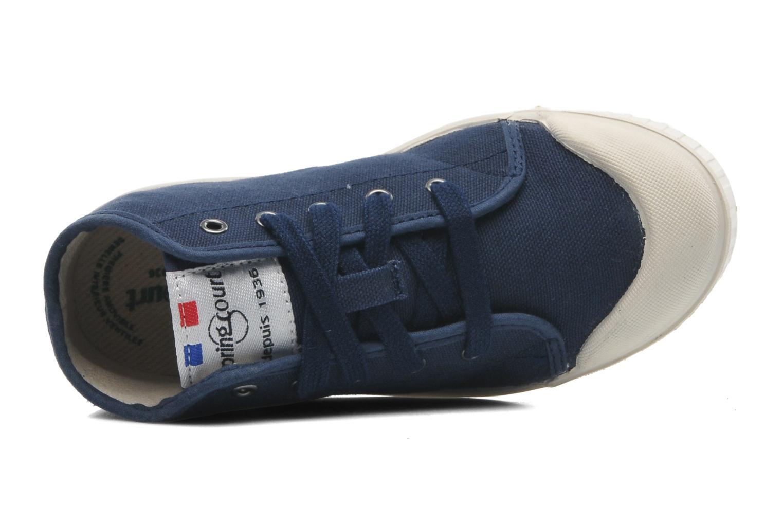 Sneakers Spring Court BE1 Classic Blå se fra venstre