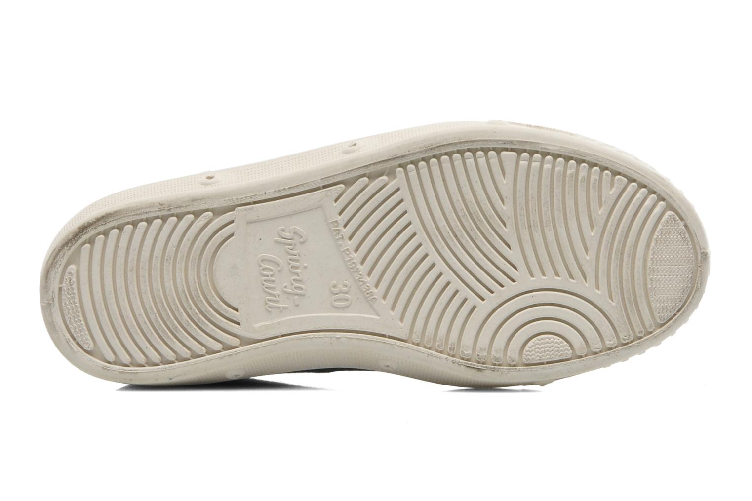 Sneakers Spring Court BE1 Classic Blå se foroven