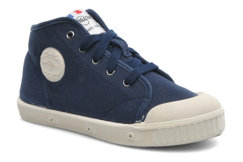 Sneakers Spring Court BE1 Classic Blå detaljeret billede af skoene